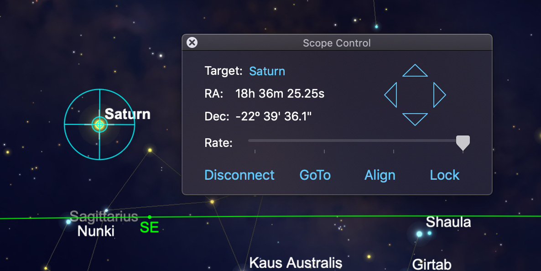 Instructions | Raspberry PI wireless Telescope Control