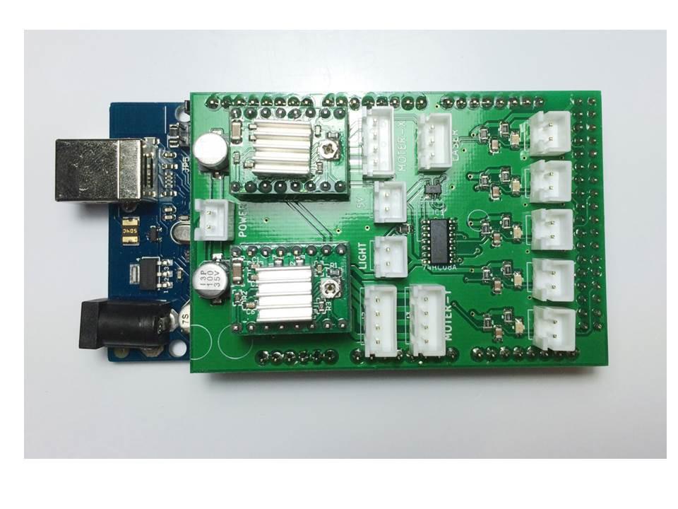 DIY Desktop Laser Cutter | Hackaday io