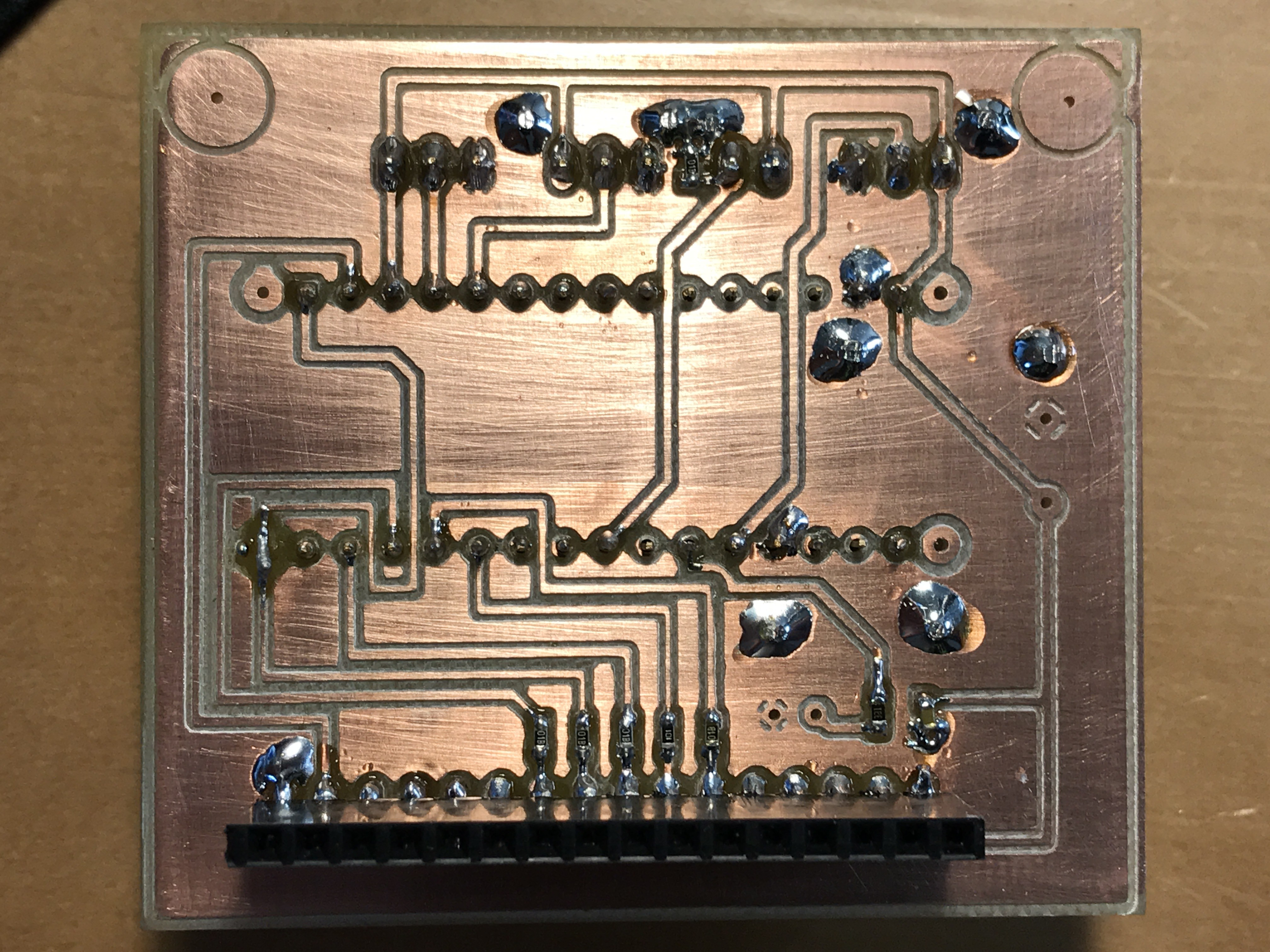 Diy Spot Welder For Creating Battery Packs Welding Wiring Diagram I Love My Pcb Mill And Im Very Happy With The Results Even Though Need To Make Restrings Vias Pads Significantly Larger From Now On