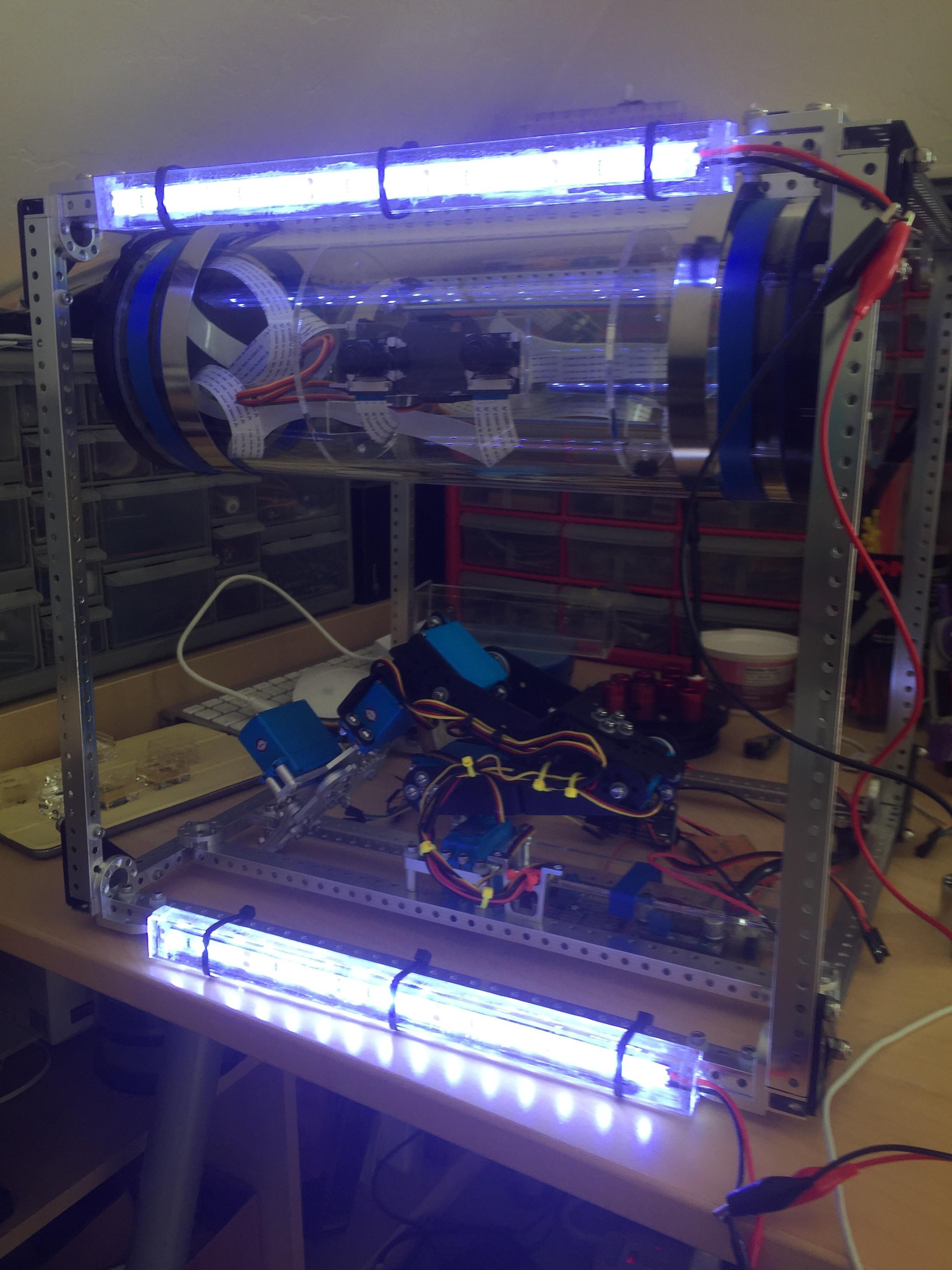 Project | BorgCube ROV | Hackaday io