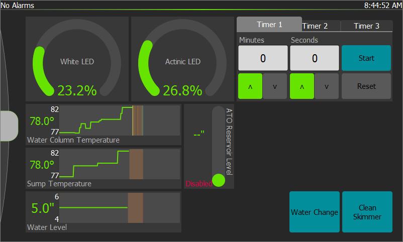 AquaPic - Aquarium Controller | Hackaday io