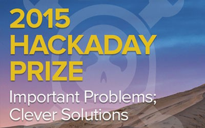 2015 Hackaday Prize - What will you enter?
