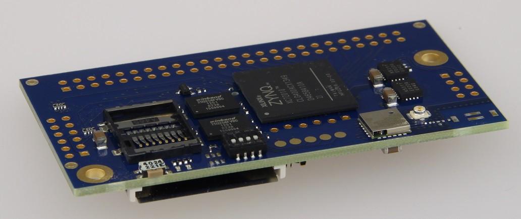 Project   Open Source HW: Xilinx ZYNQ7000 System on Module   Hackaday io