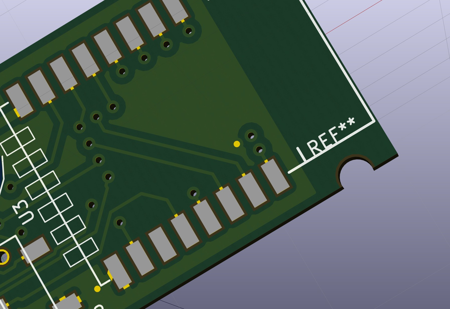 200lx Modules Hp Serial Port Diagram Ill Have To Check If That Is Ok For Reference Thats 27mm Hole From Kicad Library M25 Screw Which Pretty Much The Only Thing Possibly