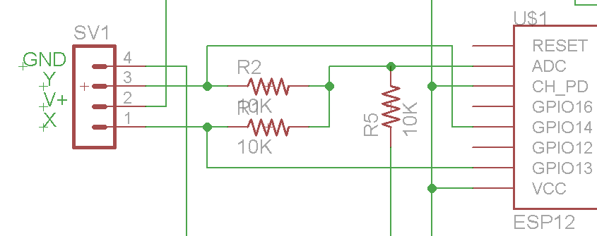 2 Analog Inputs for ESP8266 Without Multiplexer | Hackaday io