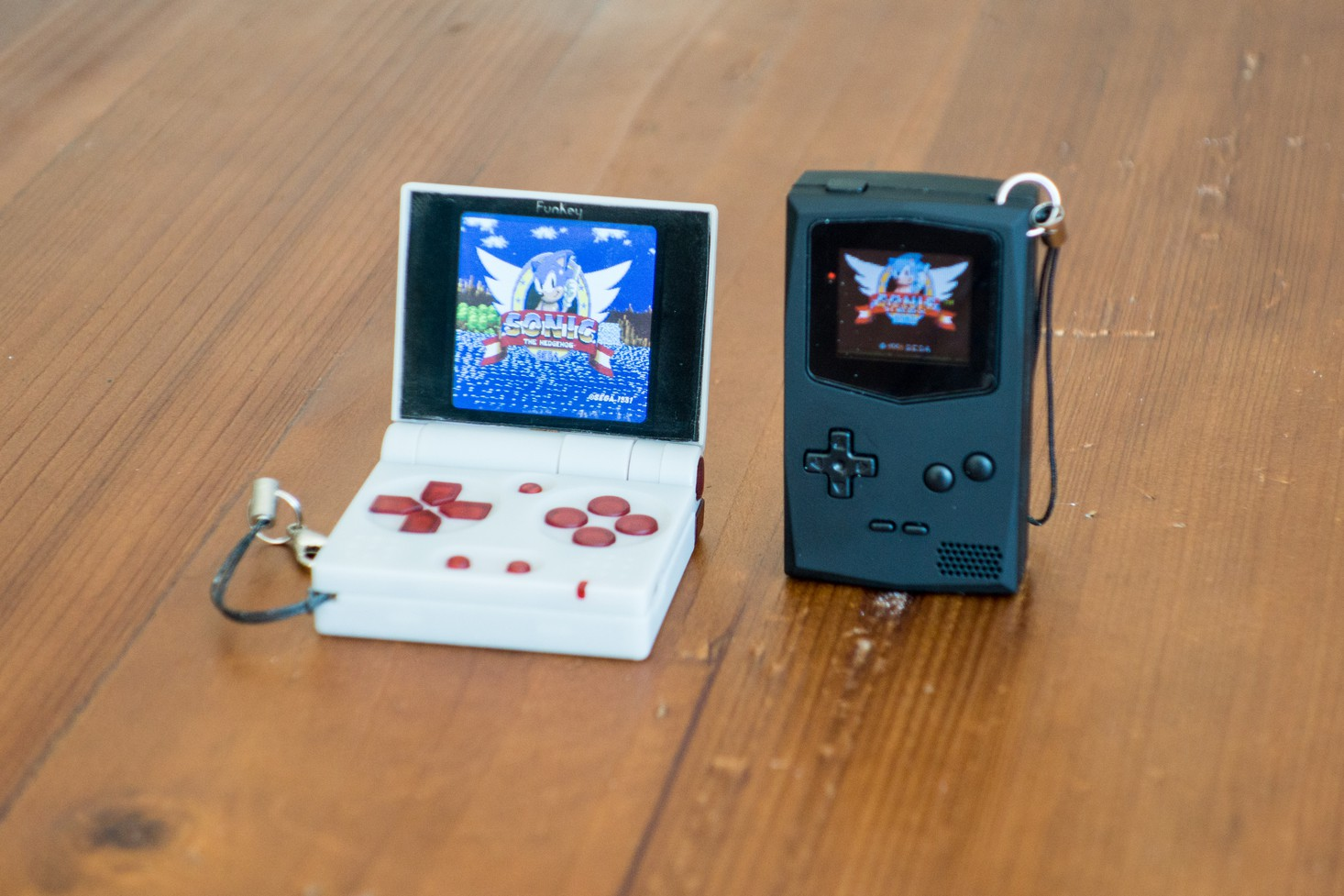FunKey project - All your games on your keychain !   Hackaday io