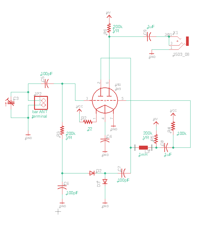 Project | Vacuum tube game in 21st century | Hackaday io