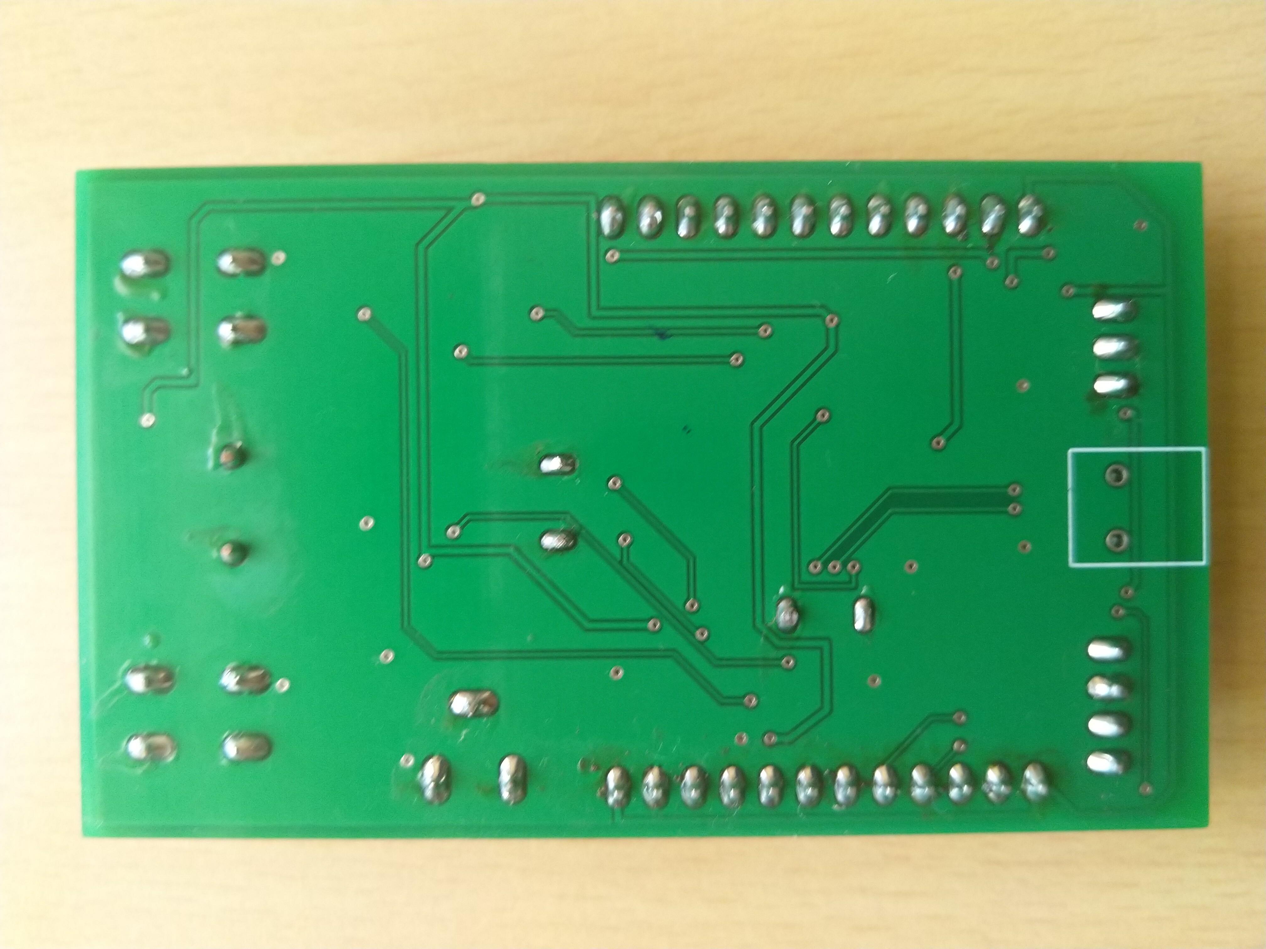 STM8S Development Board | Hackaday io
