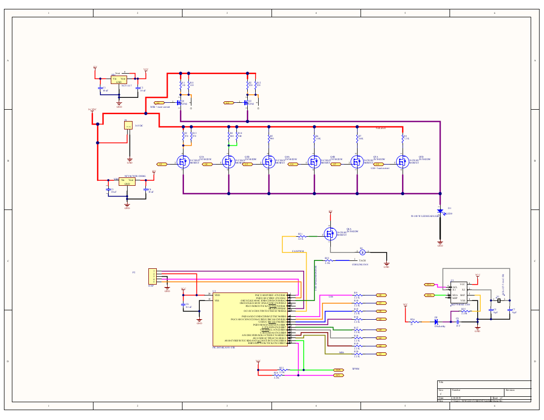 First eval PCB design   Details   Hackaday io