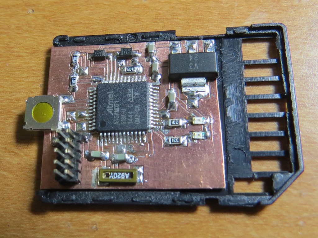 Sd card sized board let s say quot sduino hackaday