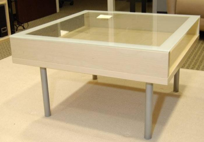 Gallery Interactive Led Coffee Table