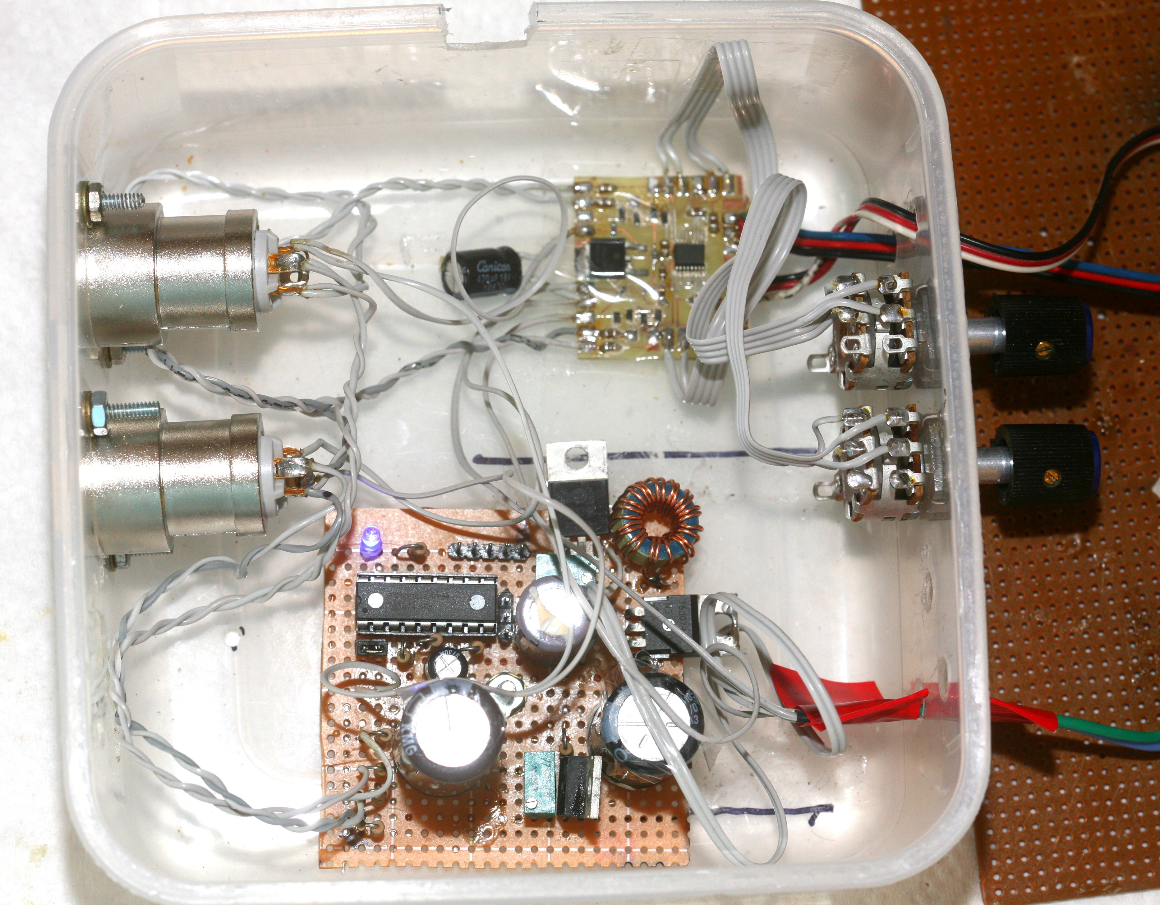 Ultimate preamp | Hackaday io