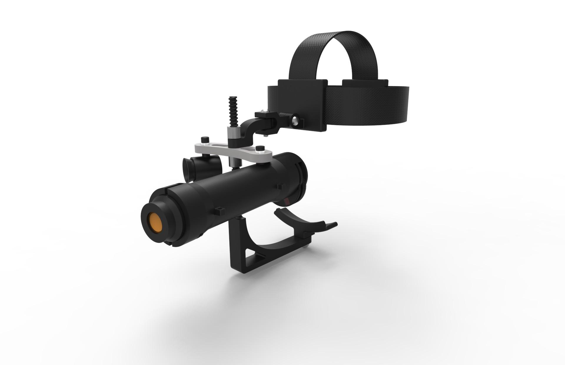 3D Printable Portable Slit Lamp | Hackaday io