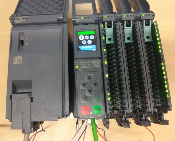 Communicating with Siemens S7–1500 Controller | Hackaday io