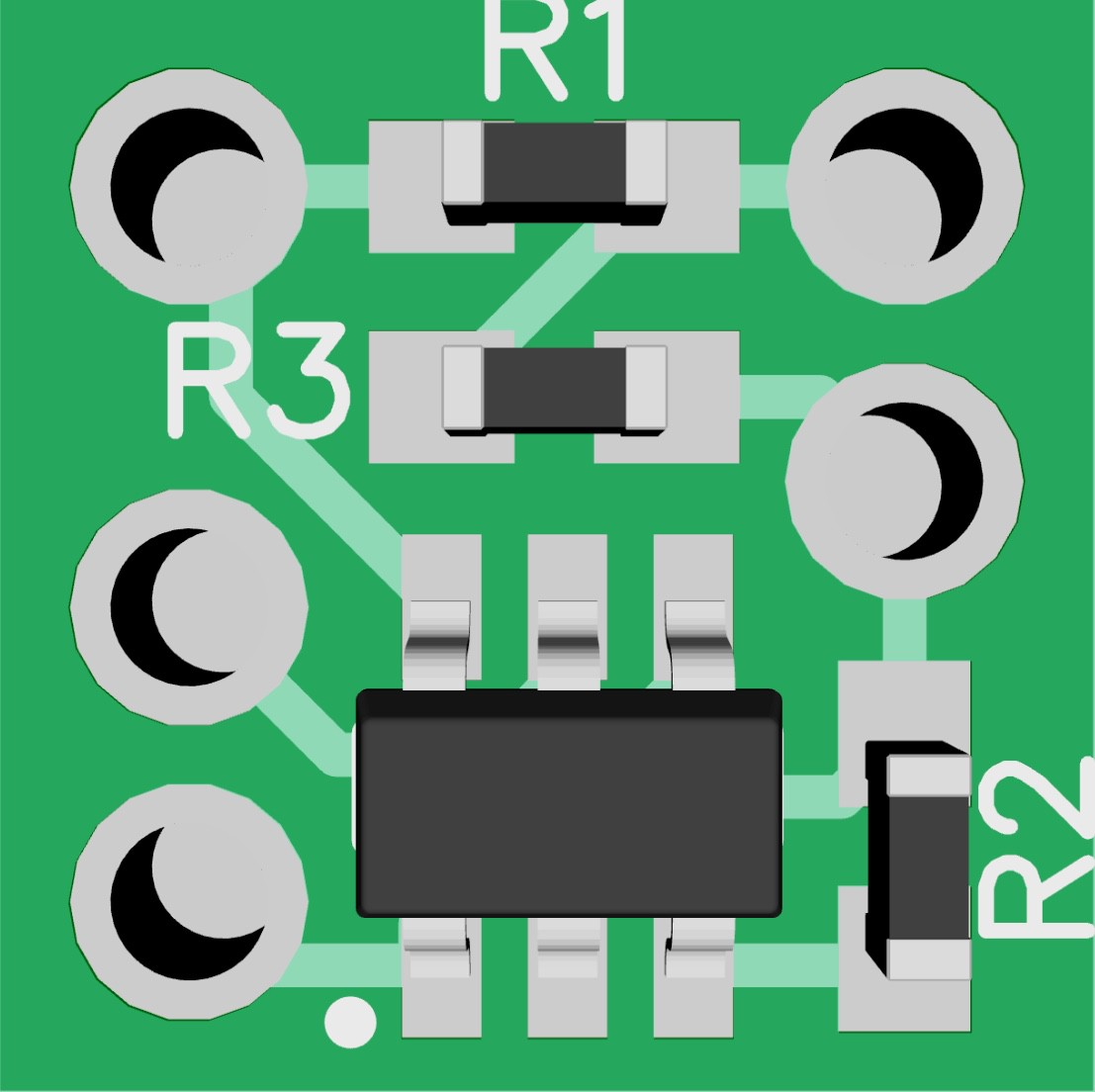 Frsky Smartport Inverter X8r Wiring Diagram Heres My Final Attempt At The Pcb
