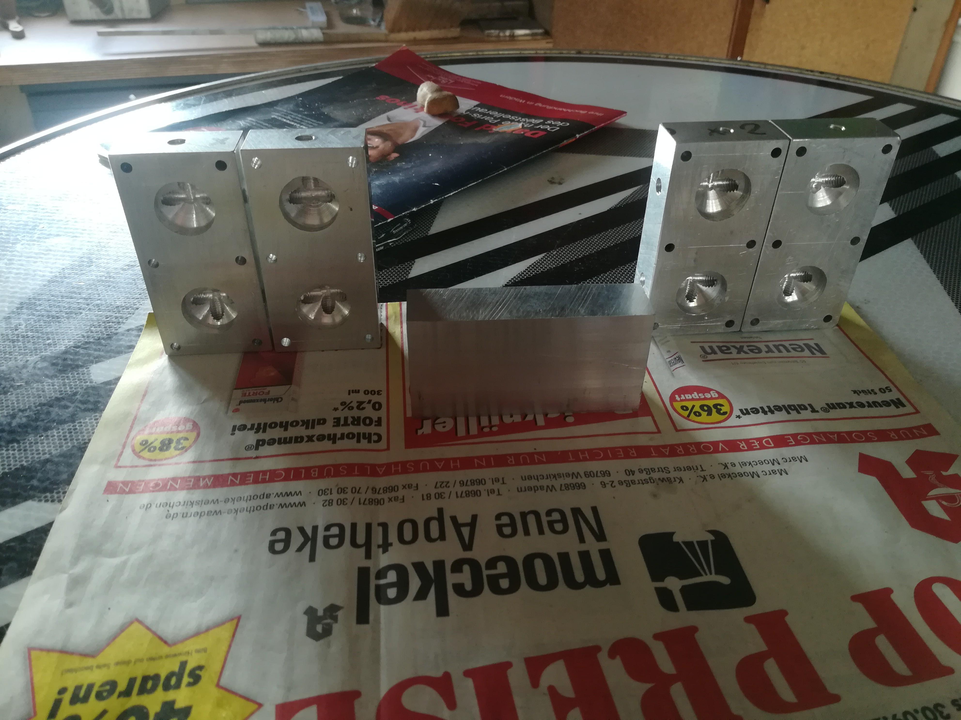 DIY Inkjet Head | Hackaday io
