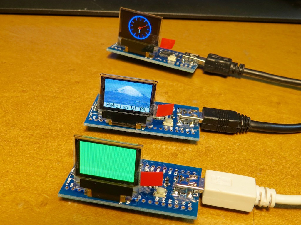 ULTRA ZERO COLOR | Hackaday io