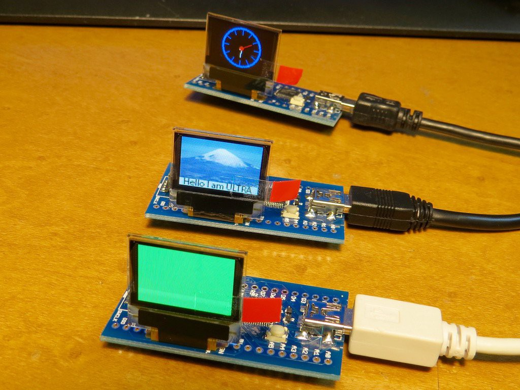 Ultra zero color hackaday
