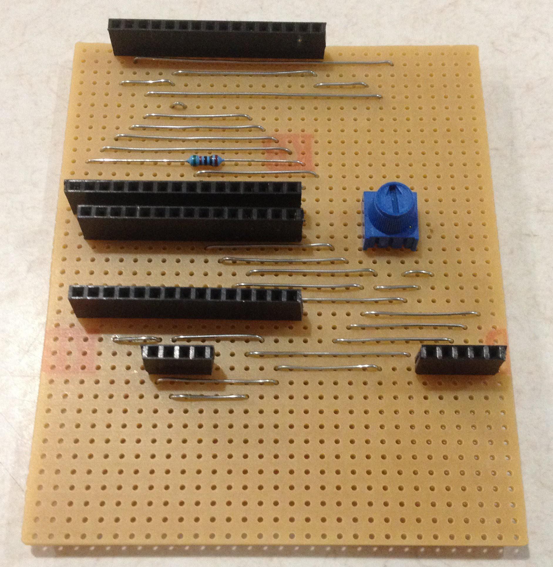 Polling a Push Button Rotary Encoder | Hackaday io