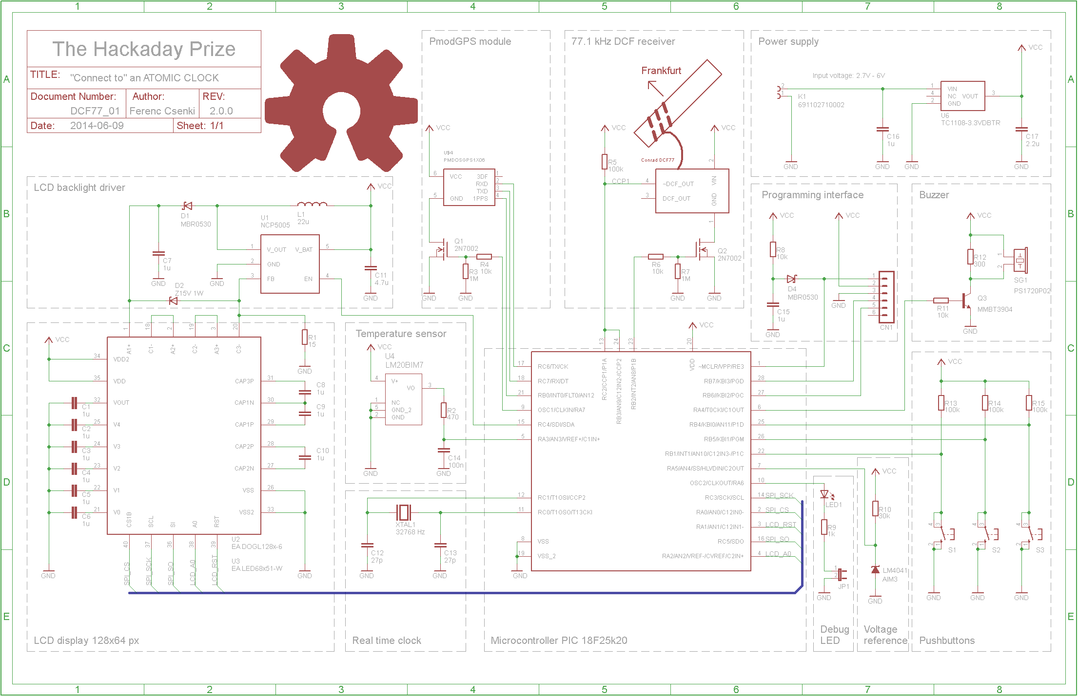 Preamplifier Circuit Diagram Dcf77 Experience Of Wiring Preamp Using Tl072 Connect To An Atomic Clock In Space Gps Hackaday Io Rh Microphone Power Amplifier