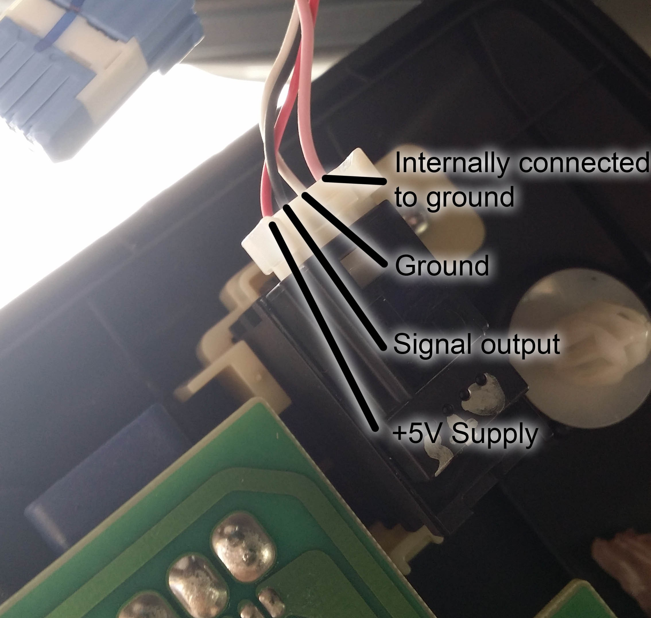 android and raspi based car computer • hackaday io the goal hack a 2 conductor connection to work a 5 conductor connection actually 4 but there s 5 wires there