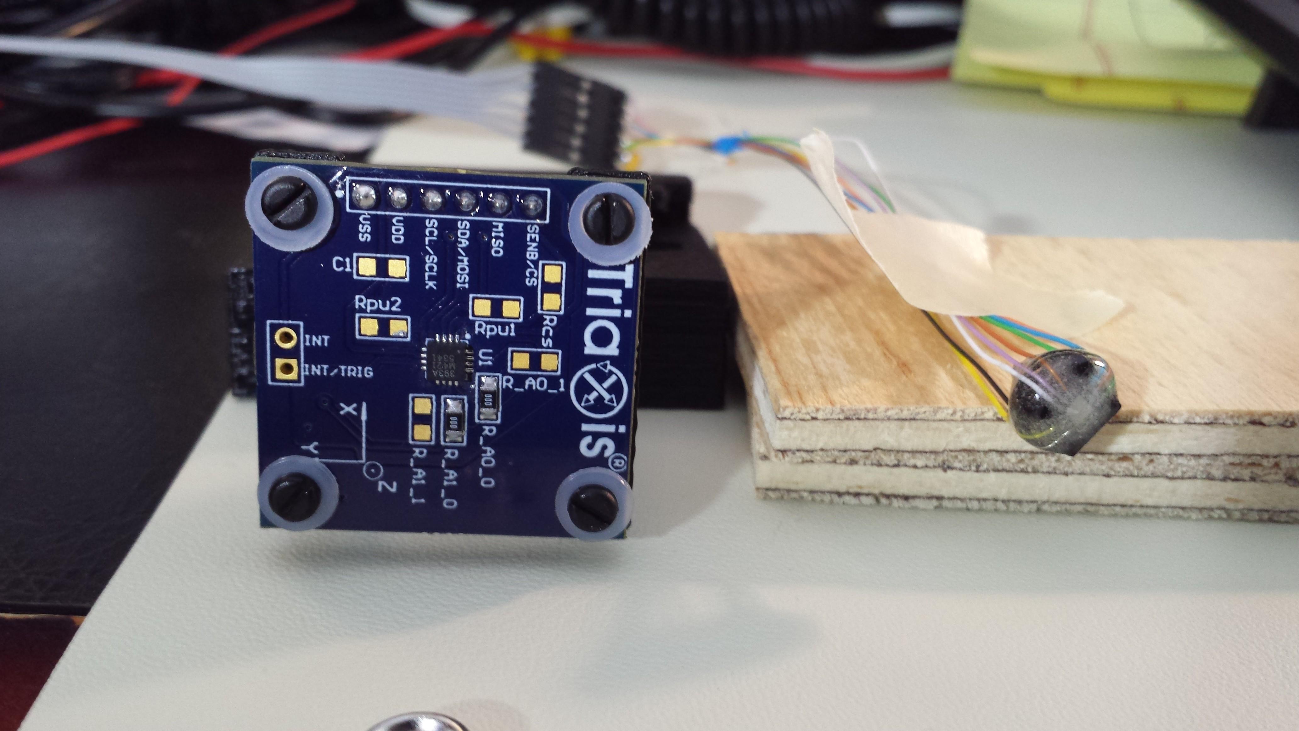 Project   3D Magnetic Field Scanner   Hackaday io