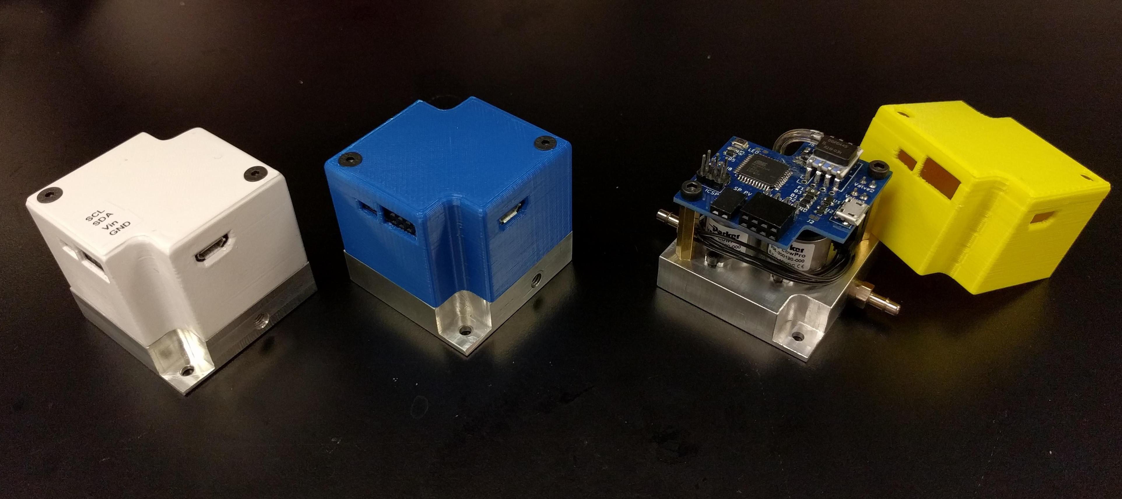 Project   Electronic pressure regulator   Hackaday io