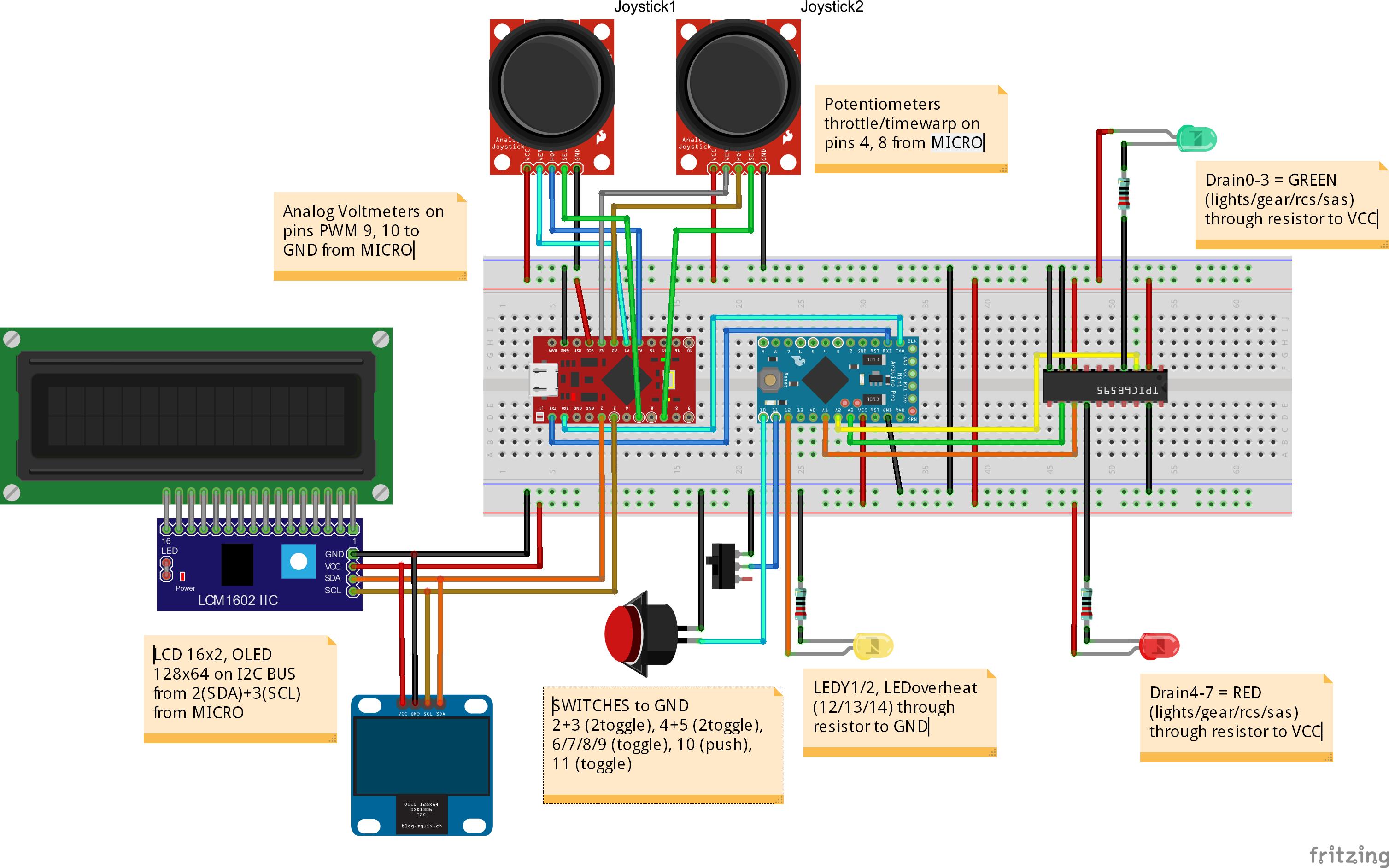 Ksp Gegi A Custom Status And Control Panel Plea For Ideas 2 Axis Joystick Wiring Diagrams 7597931451565415217