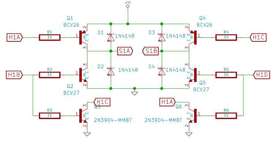 H Bridge Latching Solenoid Control Details Hackaday Io