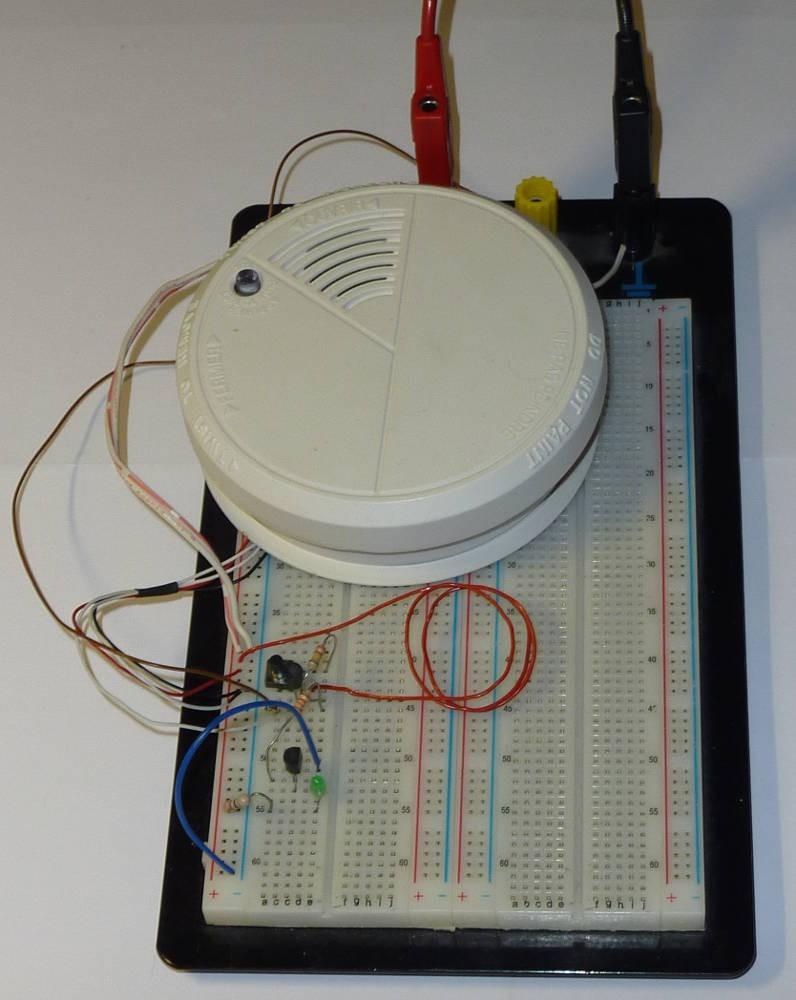 Wiring Smoke Alarms Together