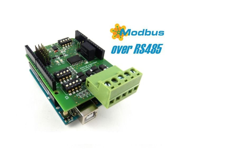 Instructable How To Use Modbus With Arduino Details Hackaday