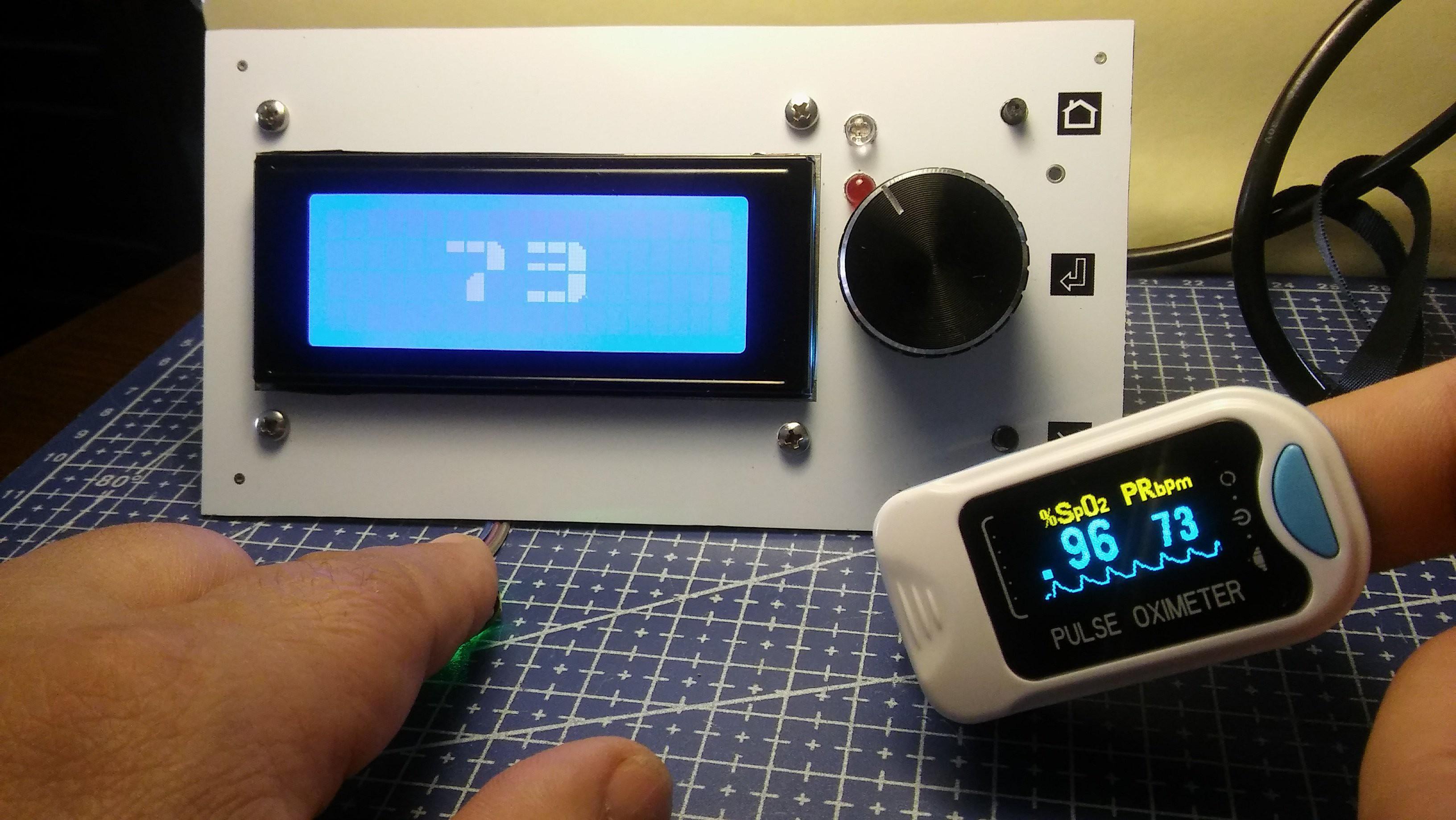 Gallery | Pulse Sensor, arduino compatible | Hackaday io