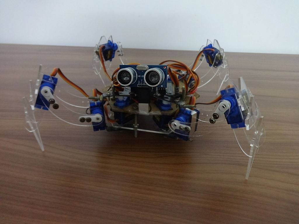 The Simplest Quadrupedal Robot Ever Hackaday