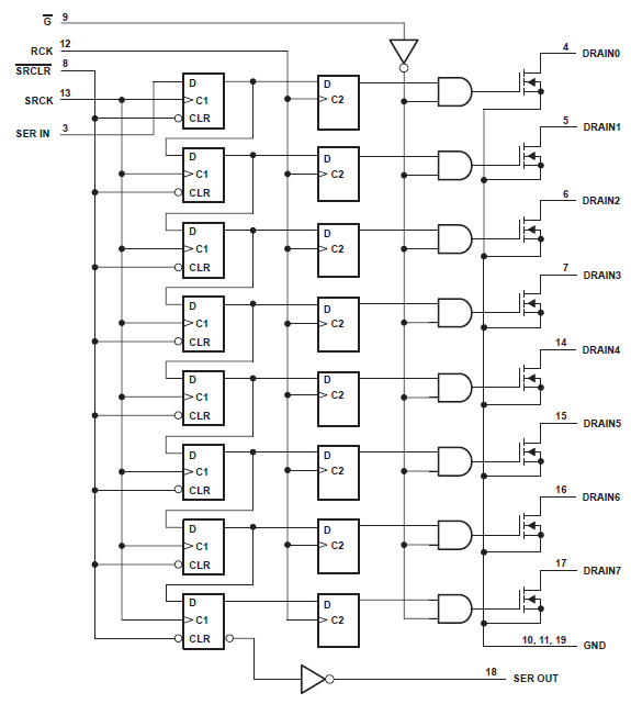 Reading Datasheets and Driving Nixie Tubes | aday.io