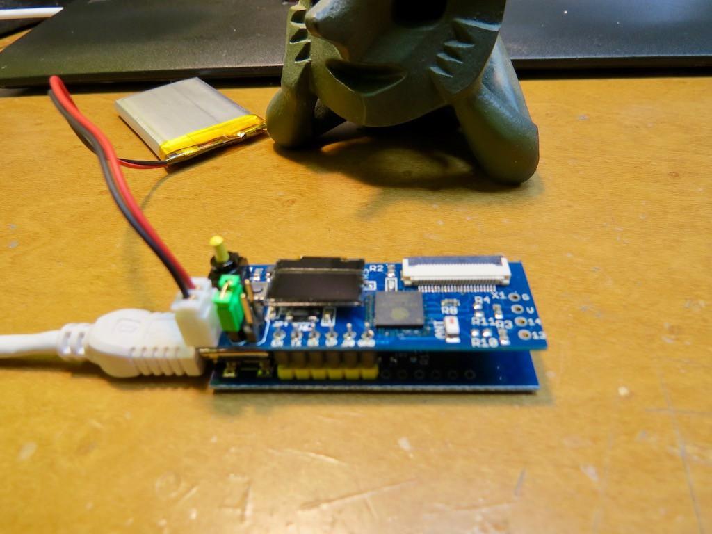 Project | Explore ESP32-Pico-D4 a new chip by Espressif