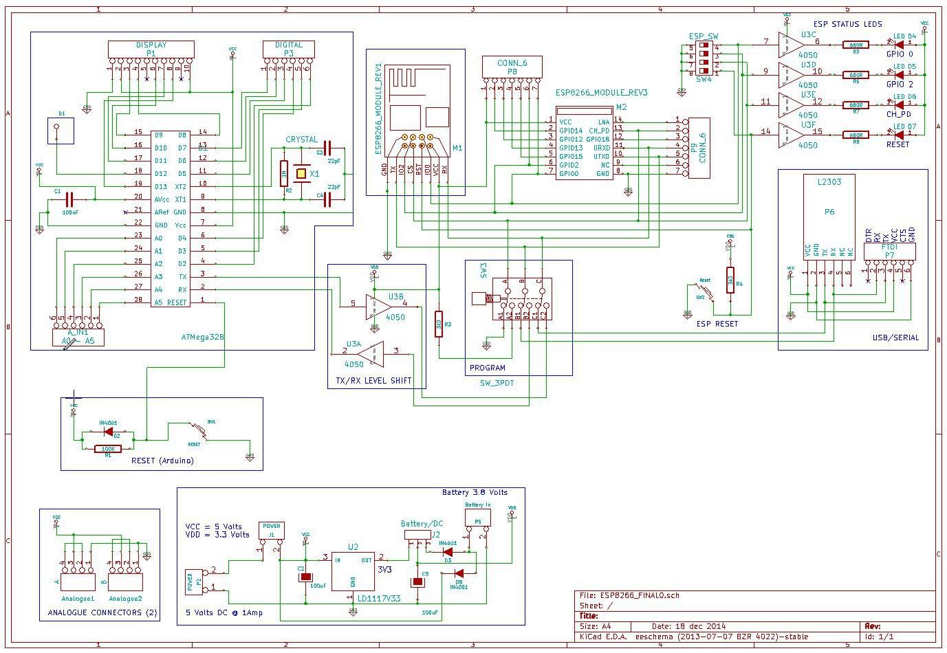 Arduino MPU6050 Luka Gabric