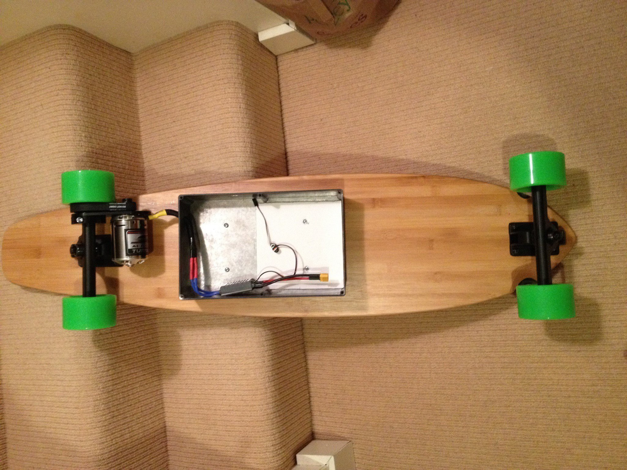 Skateboard Projects Hackaday Io