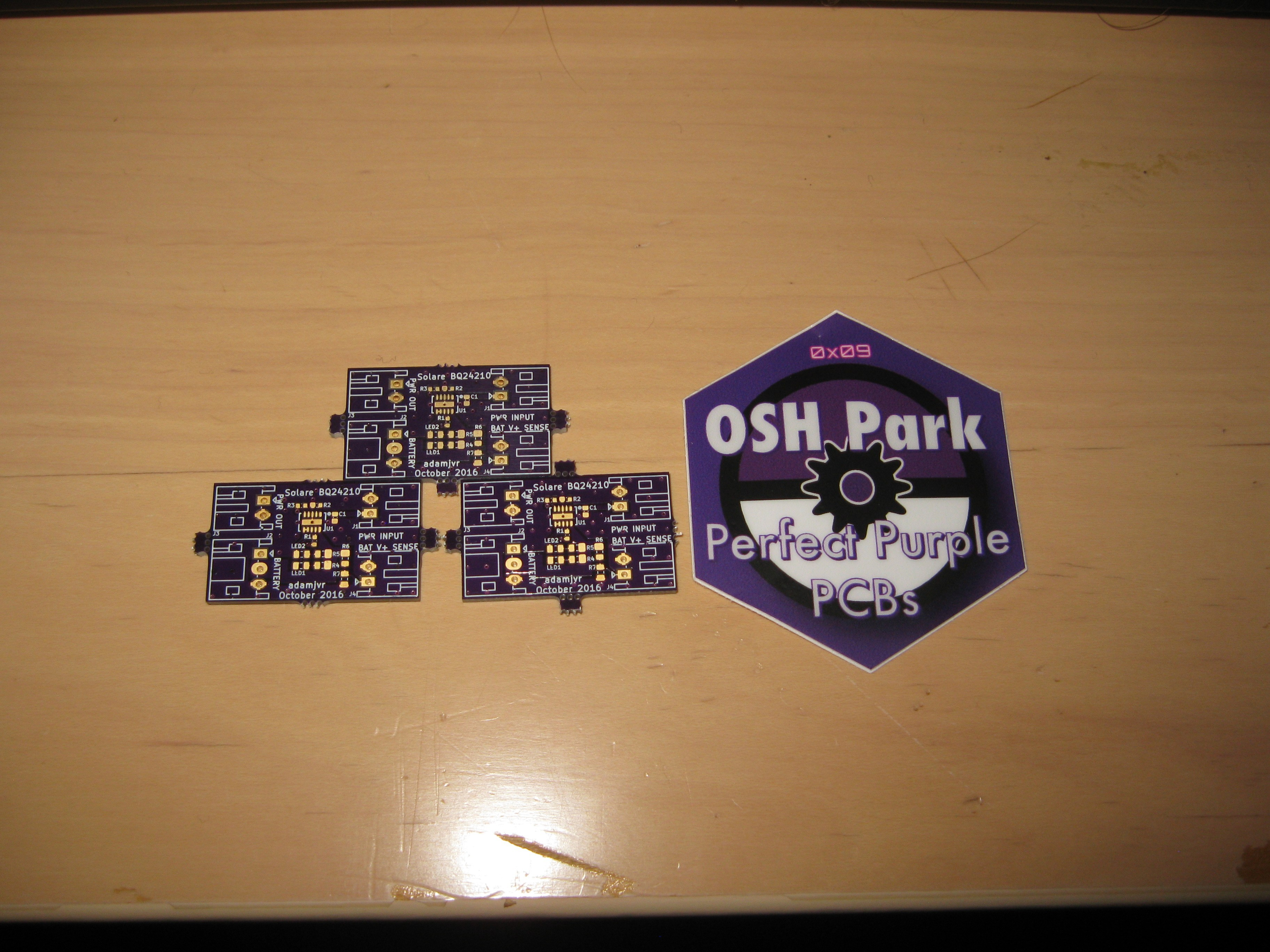 Solare: Solar Lithium Battery Chargers   Hackaday io
