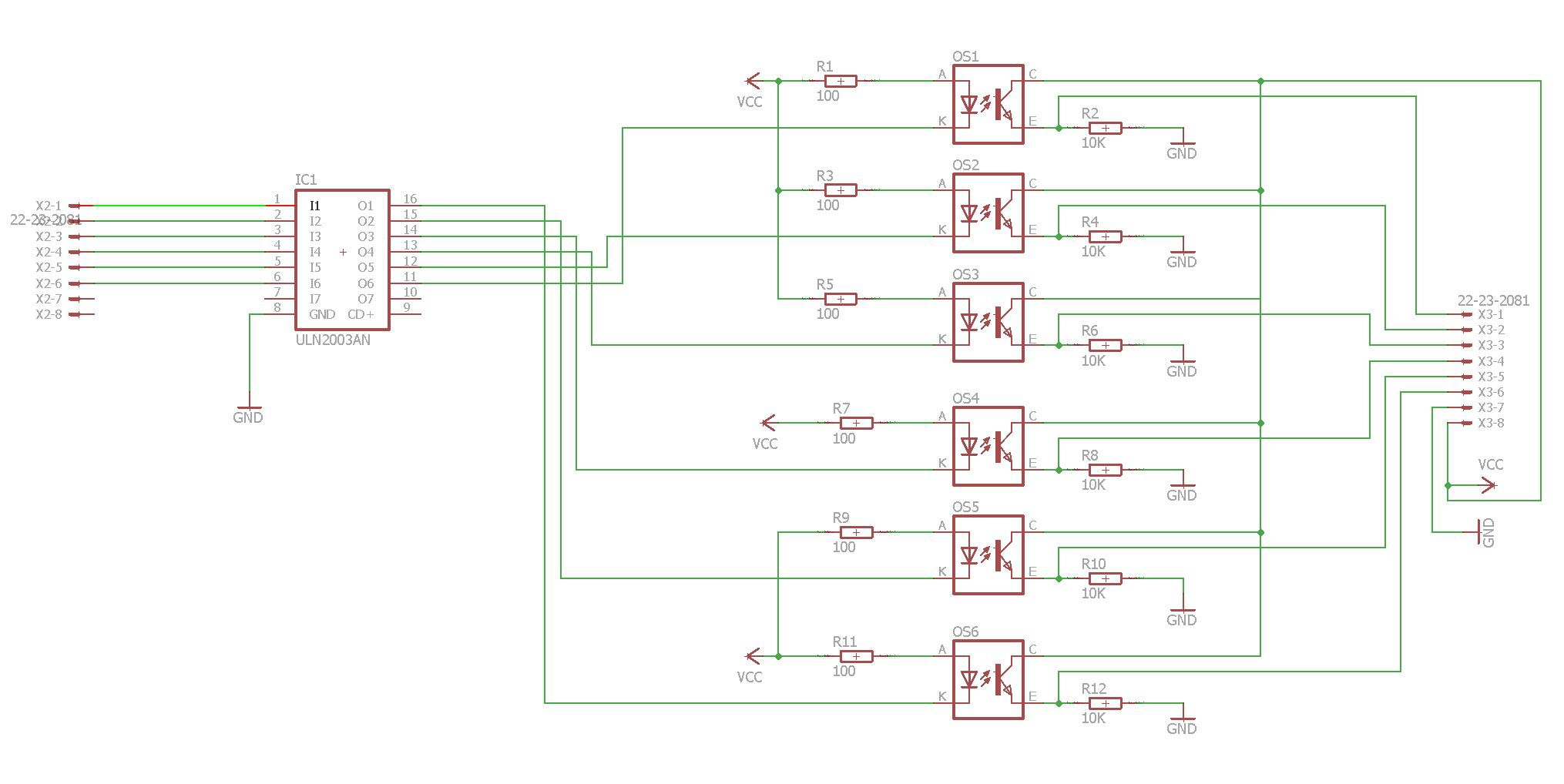 Project Rover5 Line Sensing Follower Diy Pcb How To Create Your Printed Circuit Board O Hackadayio On This Part I Noticed That The Menu Left Changed Slightly Including Options More Involved With Physical Implementation Of