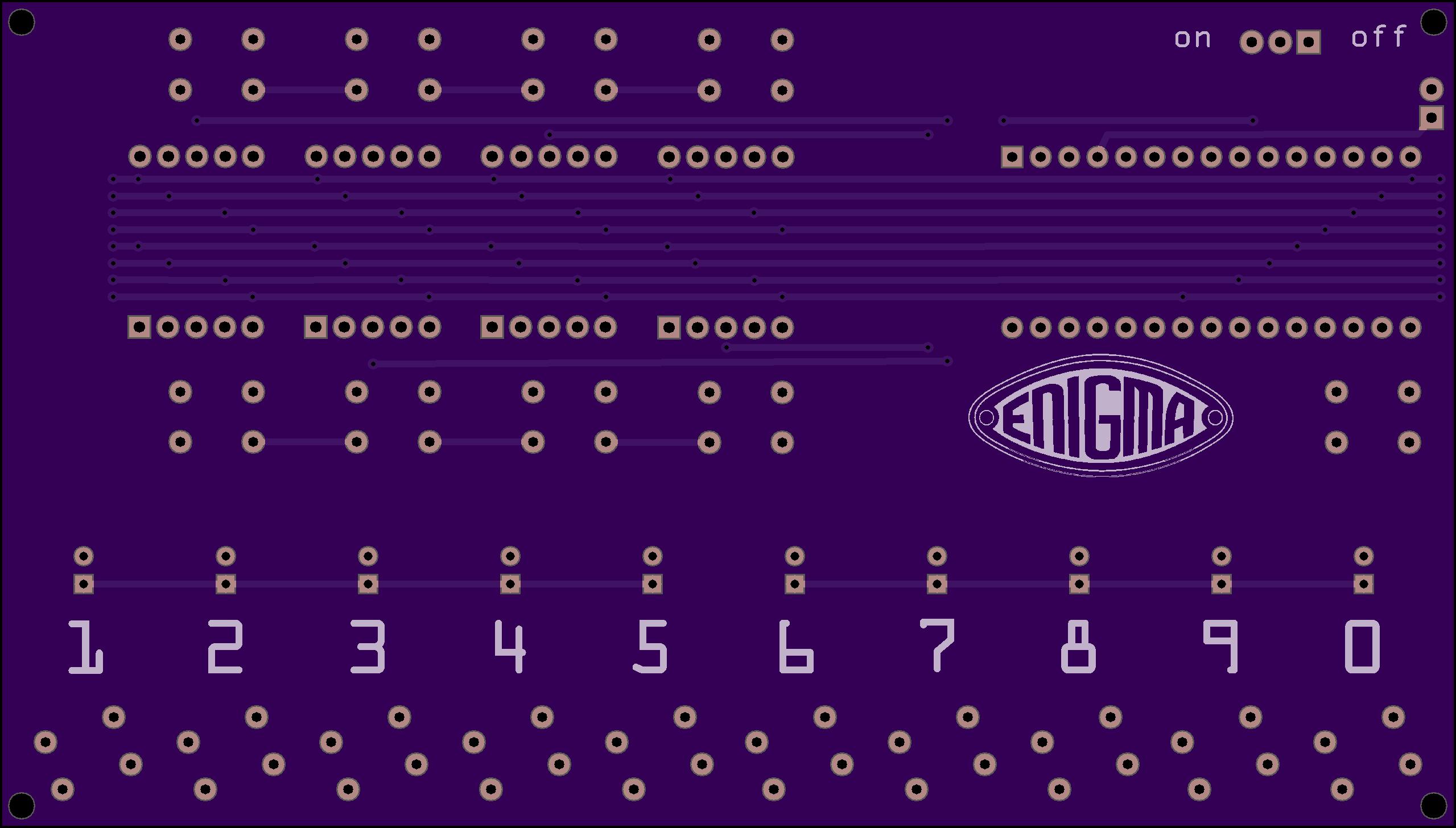Arduino Enigma Machine Simulator | Hackaday io