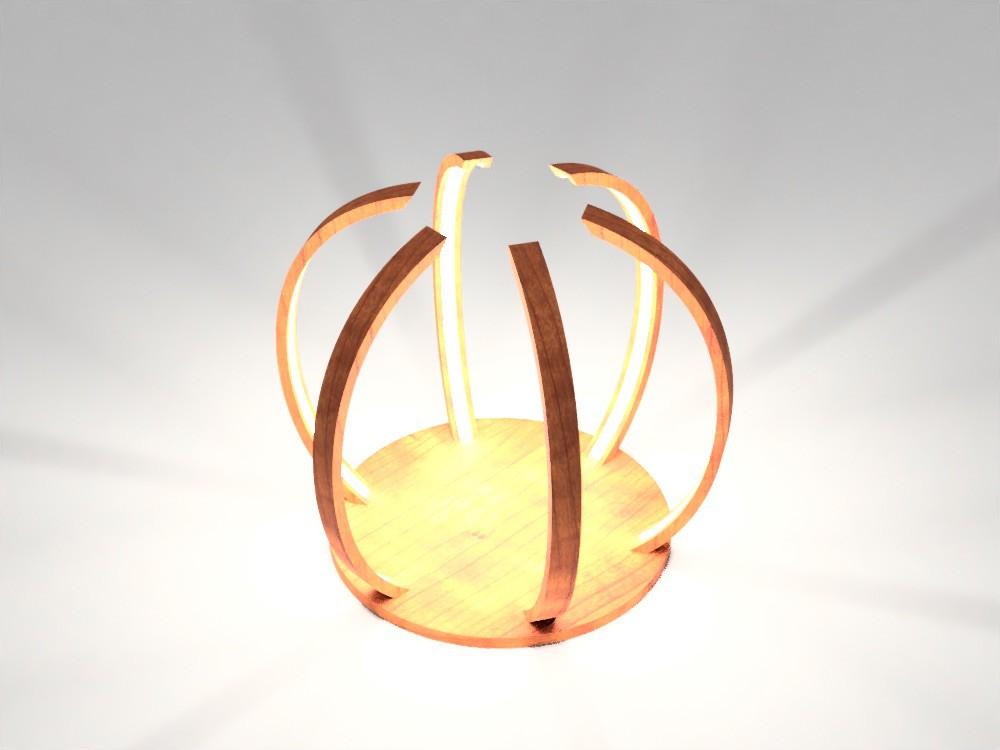 Project | I LOVE LAMP | Hackaday io