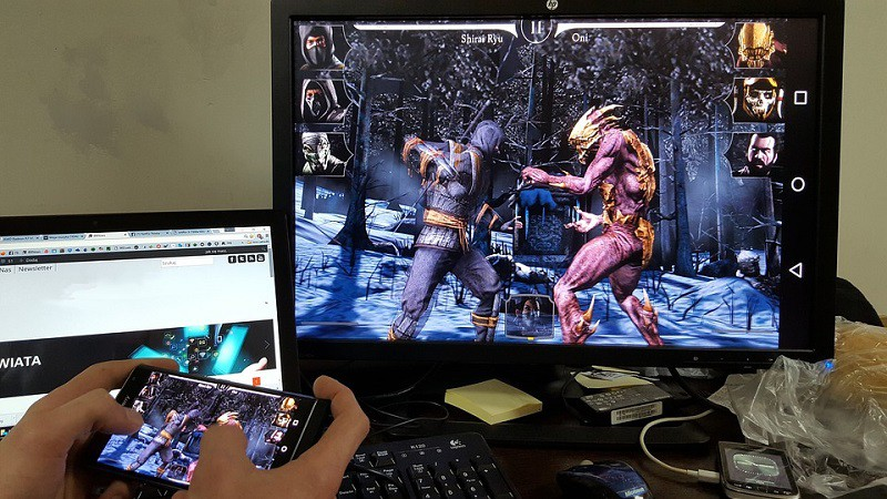 Play PC Games on Android | Details | Hackaday io