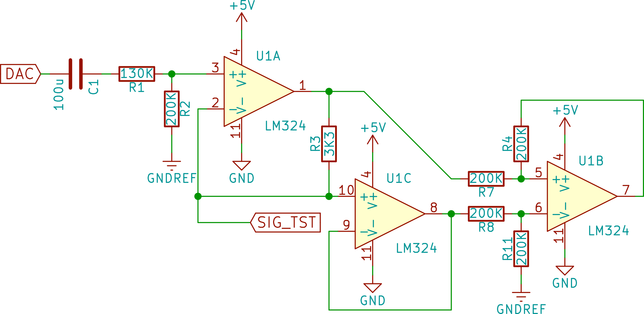 Electronics Details Op Amp Inverting Buffer With Opamps Electrical Engineering Stack Figure 9 Buffered Differential Amplifier For Current Measurement