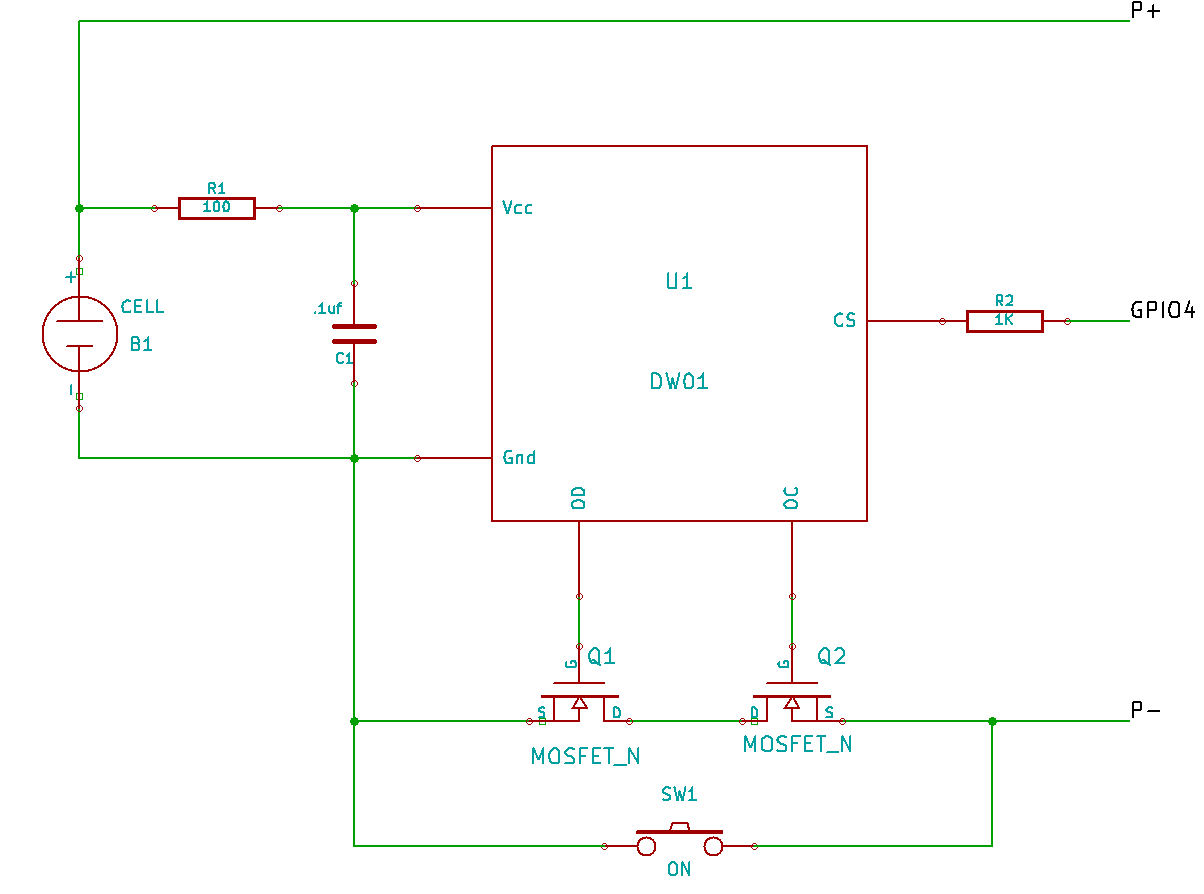 Project | battery2pi | Hackaday io
