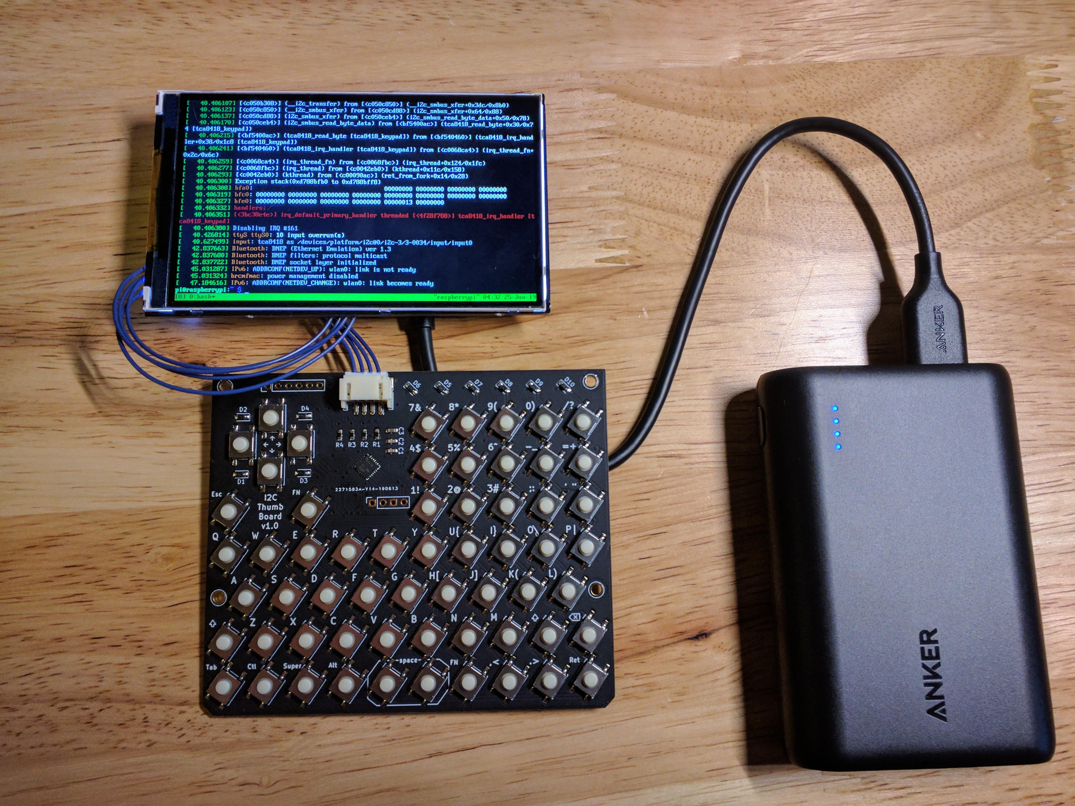 Raspberry Pi i2c Connection | Details | Hackaday io