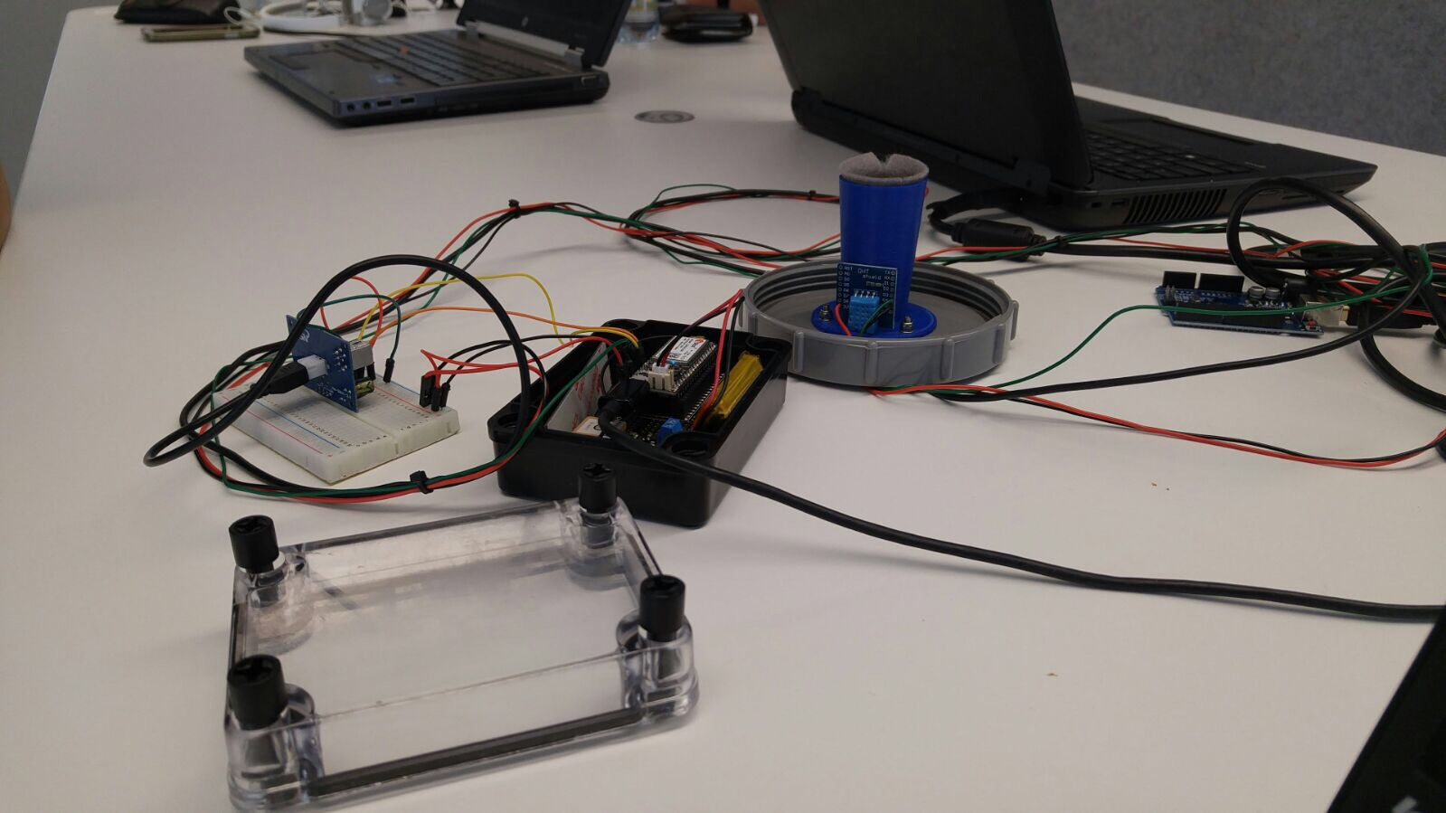 Project | Affordable Water Level Measuring Station | Hackaday io