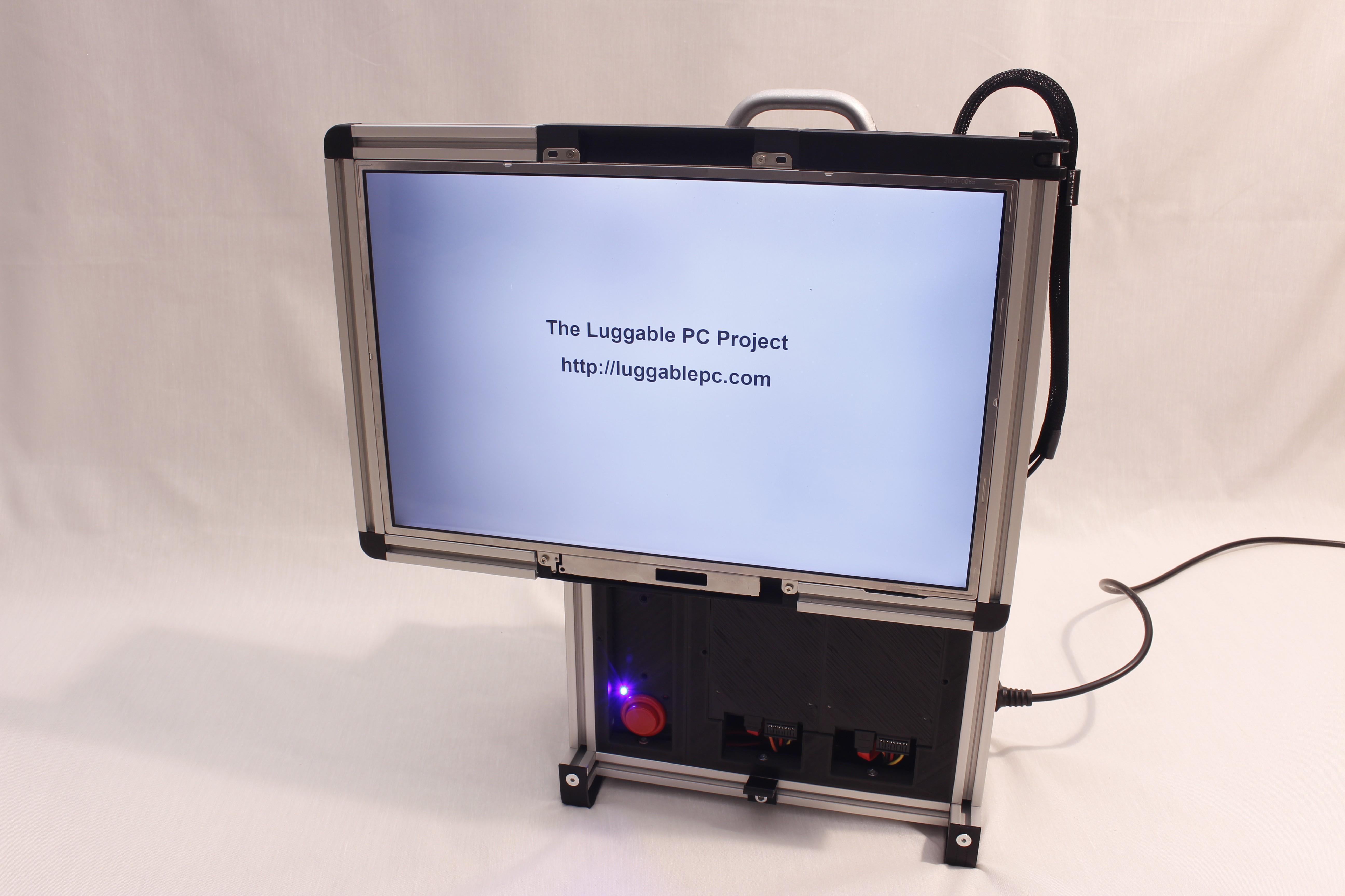 Luggable PC | Hackaday io