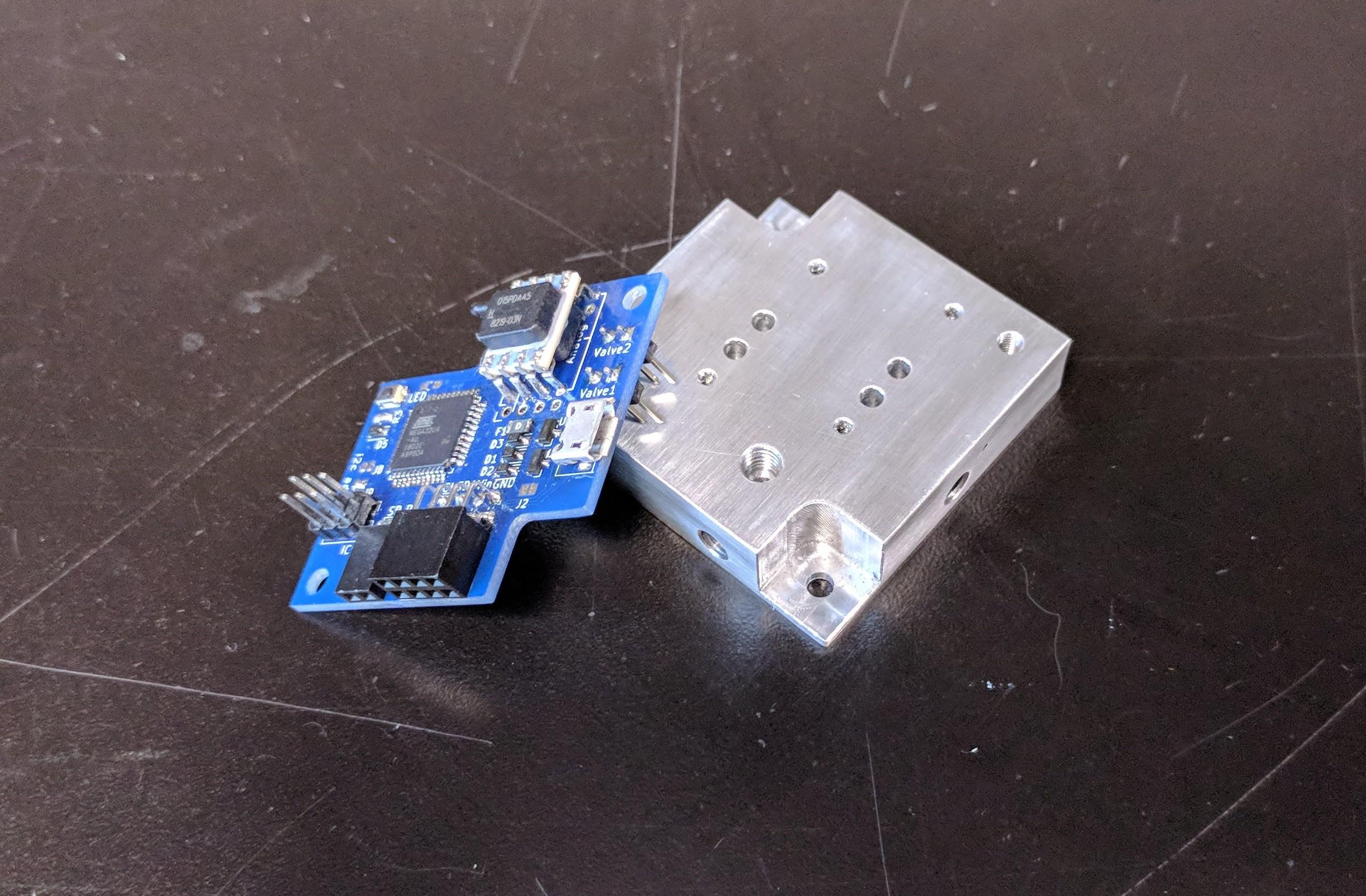 Electronic pressure regulator | Hackaday io