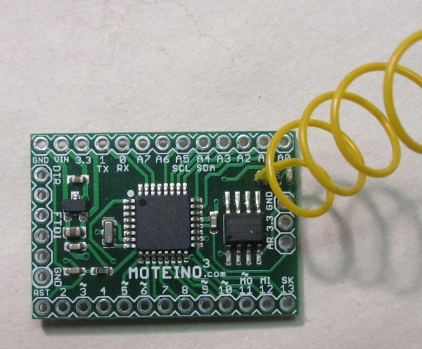 Moteino from Low Power Lab