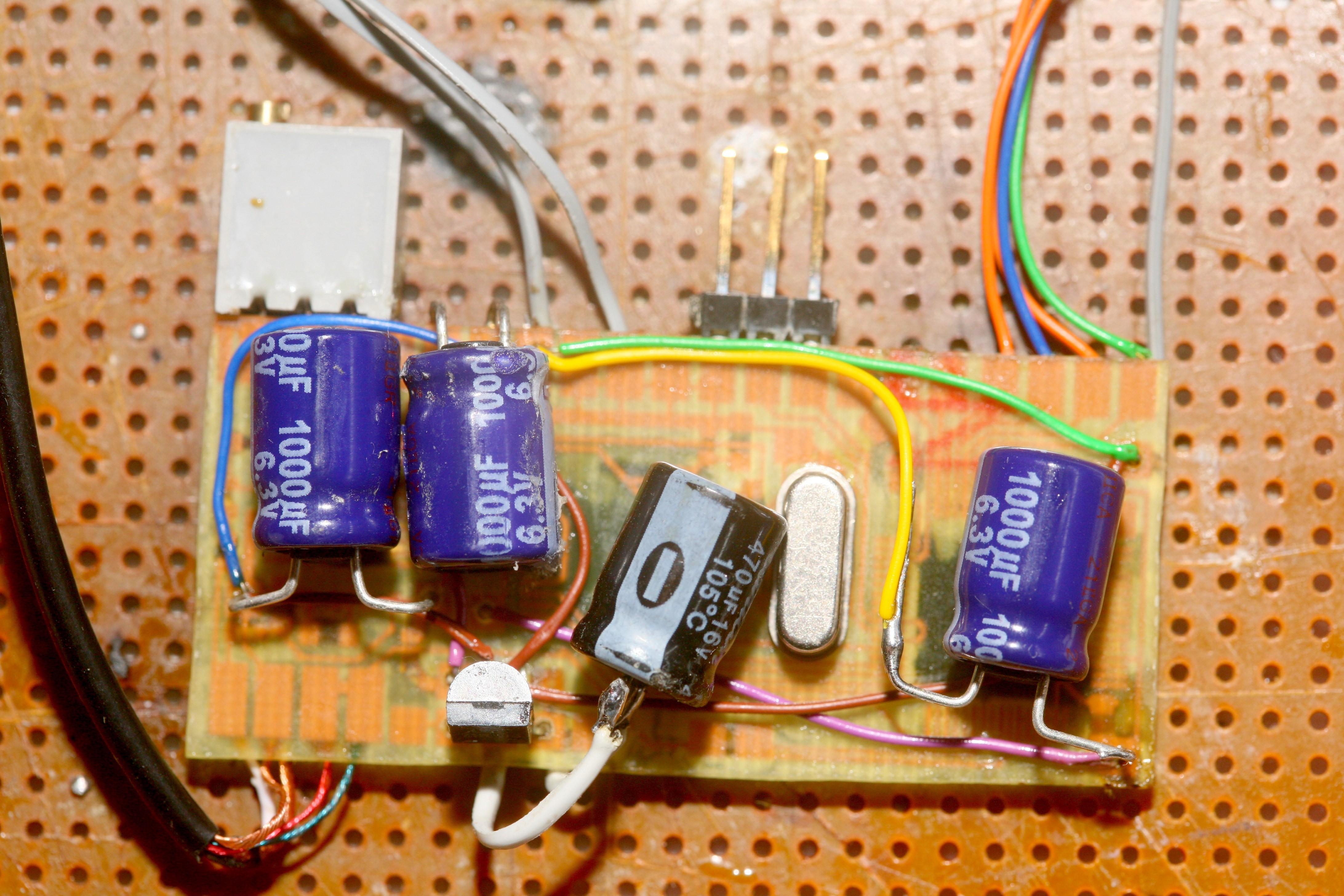 Capacitor grounding | Details | Hackaday io
